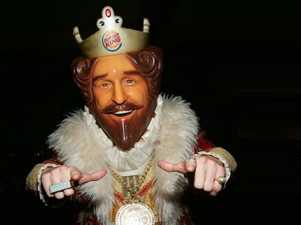 The_burger_king